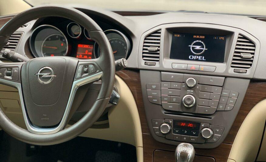 Opel Insignia 2.0CDTI Leer/Memoryseats/Navi