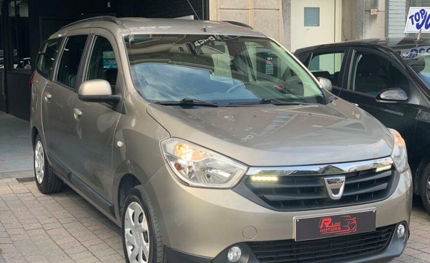 Dacia Lodgy 1.5DCI Navi/Parkeersensor/7 Plaatsen
