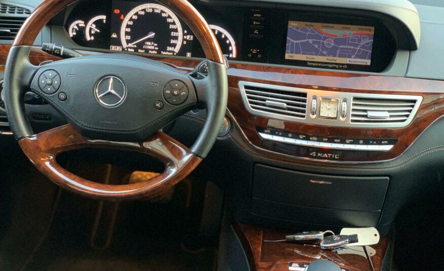 Mercedes S350 Long 4 Matic