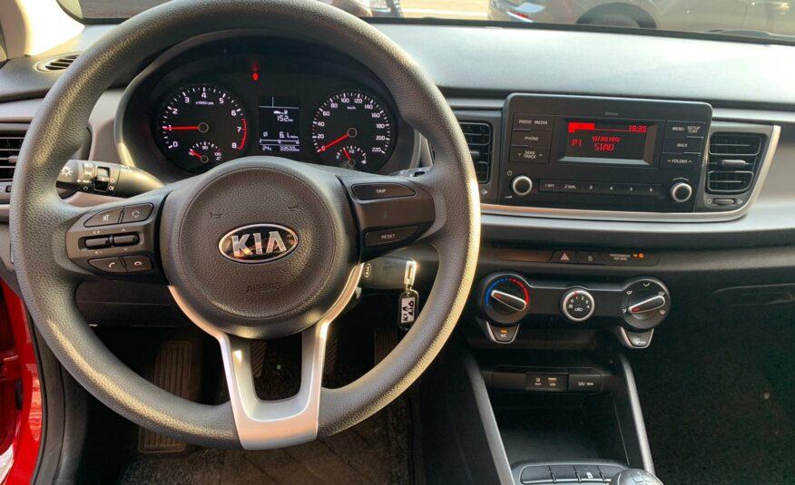 Kia Rio 1.2i  Airco/Usb/Aux/33560KM