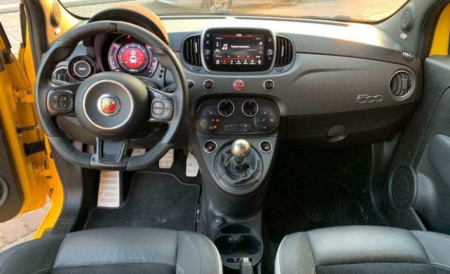 Fiat 500 Abarth Compitizione *Akrapovic*Full Carbon*