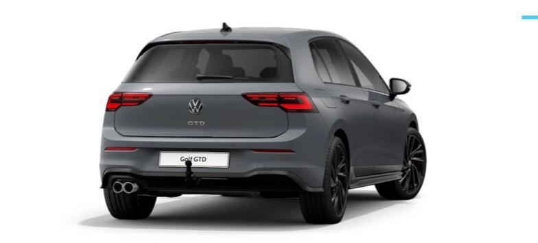 Volkswagen Golf 8 GTD 200PK*Pano*KeylessGo*Full Option*