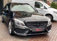 Mercedes C43 AMG *Lichte Vracht* *Full Carbon* *Pano*