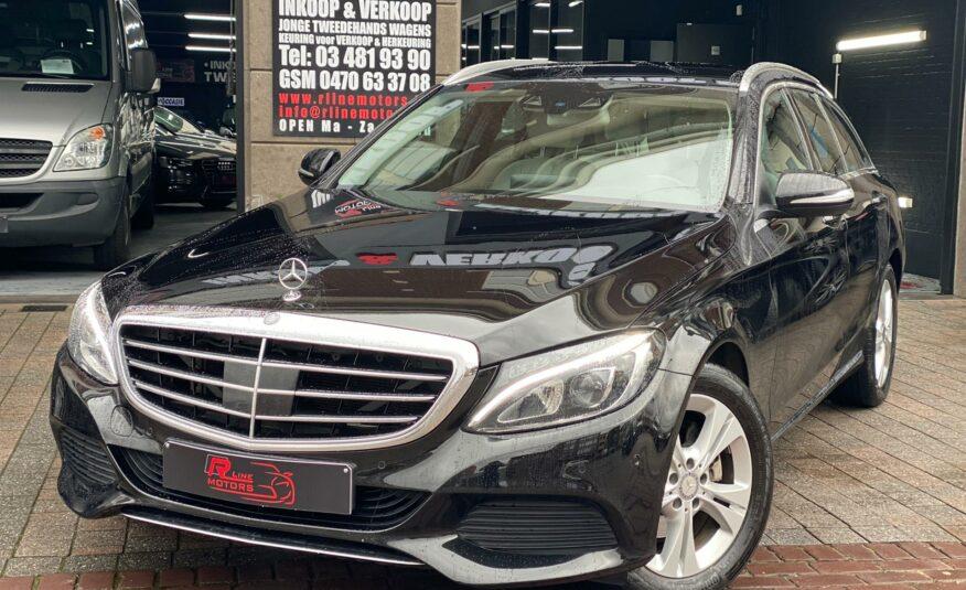 Mercedes C220 Avantgarde *Burmester* *Distronic Plus* *Xenon* *Full*