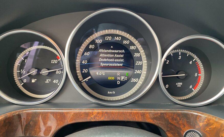 Mercedes E220 CDI *Navi* *Airco* *Dodehoek* *Automaat*