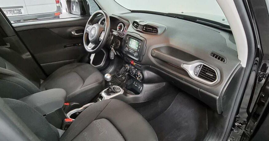 Jeep Renegade 1.6 Longitude *Navi* *17265KM*