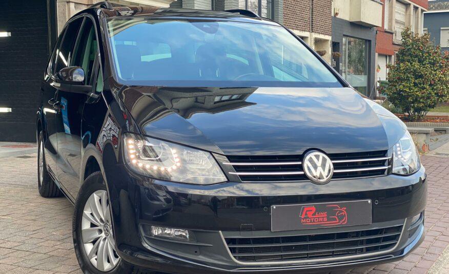 VW Sharan 2.0TDI 7pl *Euro6b* *Xenon* *Lane Assist* *Xenon*
