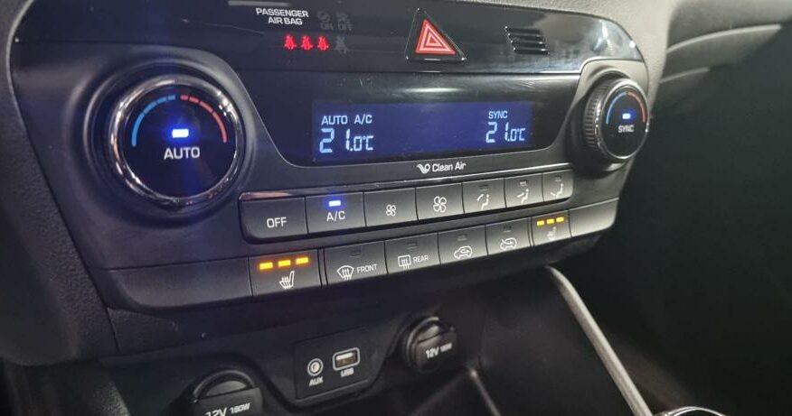 Hyundai Tucson 2.0CRDI 4WD *Camera,Navi,Trekhaak*
