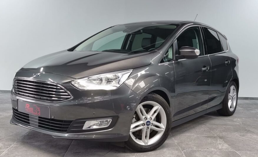 Ford C-Max 1.5 Benzine Titanium *Lane Assist* *Front Assist*