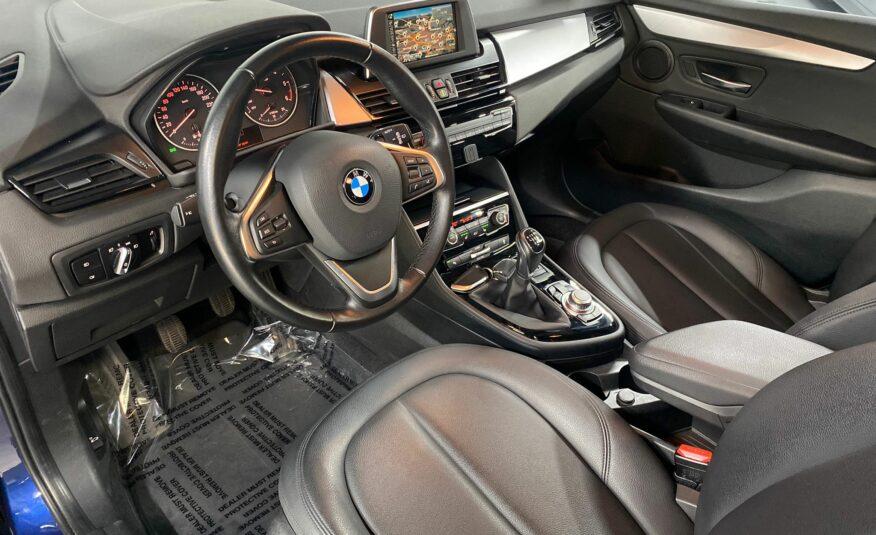 BMW 216D Active Tourer *Xenon* *Cruise Control*