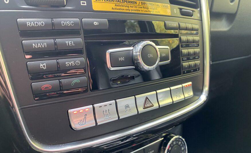 Mercedes G350d Bluetec 4×4 / Designo/ Led / Camera /Lichte vracht/Utilitaire
